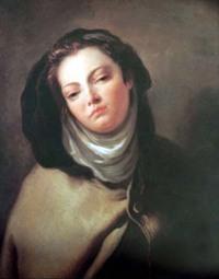 Picture of Saint Lidwina of Schiedam