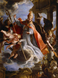 Picture of Saint Augustine of Hippo