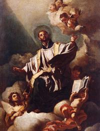 Retrato de San Cayetano de Thiene