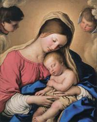 Picture of Emmanuel, name of the Messiah