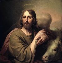 Picture of Saint Luke Evangelist