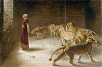 Retrato de San Daniel profeta