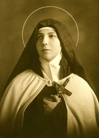 Picture of Saint Teresa of the Andes