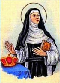 Picture of Saint Therese of Portugal