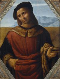 Retrato de San Damián