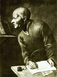 Picture of Blessed John Duns Scotus