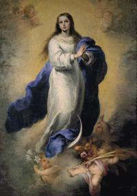 Picture of Immaculate Conception of Mary