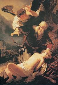 Picture of Saint Abraham, Patriarch