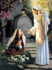 Retrato de Santa María Magdalena