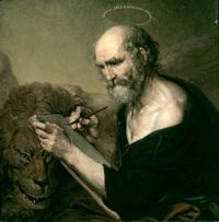 Picture of Saint Mark Evangelist