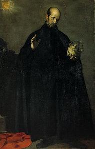 Picture of Saint Francis Borgia