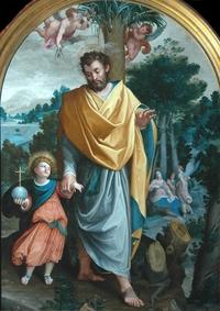 Retrato de San José