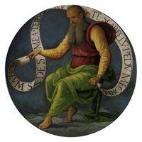Picture of Saint Isaiah prophet