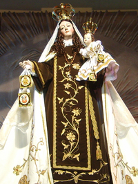 Picture of Our Lady of Carmel