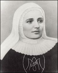 Retrato de Madre Laura de Santa Catalina de Siena