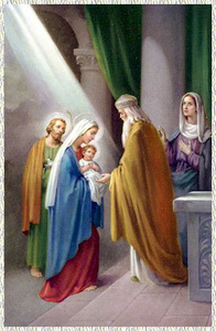 Picture of Our Lady of Purification