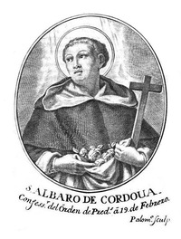 Picture of Blessed Alvaro of Cordoba