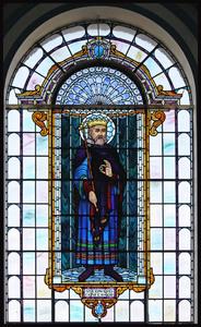 Retrato de San Eduardo III el confesor