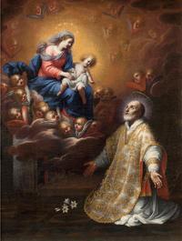 Retrato de San Felipe Neri
