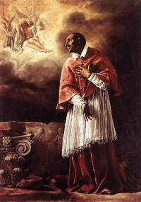 Picture of Saint Charles Borromeo