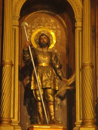 Picture of Saint Isidore the Laborer