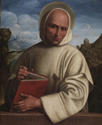 Picture of Saint Bruno of Cologne