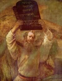 Picture of Saint Moses Prophet