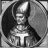 Picture of Saint Sixtus III, pope