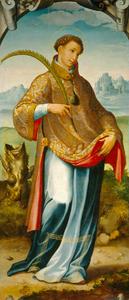 Retrato de San Esteban