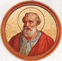 Picture of Saint Cletus pope