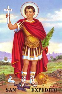 Picture of Saint Expeditus