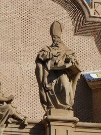 Retrato de San Braulio de Zaragoza