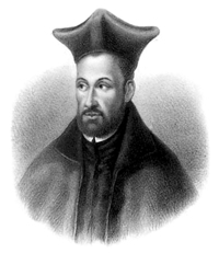 Picture of Saint Peter Fabro