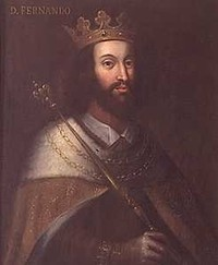 Picture of Blessed Ferdinand of Portugal