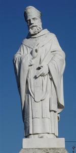 Retrato de San Martín de Dumio