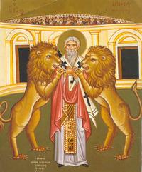 Picture of Saint Ignatius of Antioch