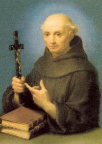 Retrato de Santo Tomás de Cori Placidi