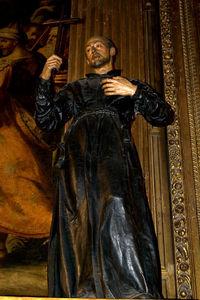 Retrato de San Ignacio de Loyola