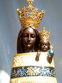 Picture of Our Lady of Loreto