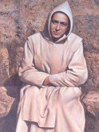 Retrato de San Rafael Arnáiz