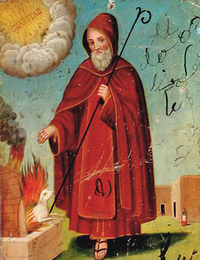 Picture of Saint Francis of Paola