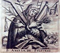 Picture of Saint Angela of Foligno
