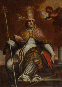 Picture of Saint Gregory the Great Pope
