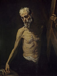 Picture of Saint Andrew Apostle