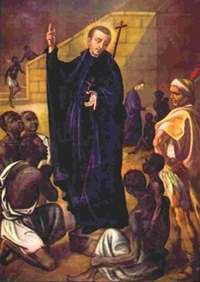 Picture of Saint Peter Claver